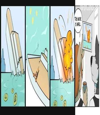 Ship Tease 24 free sex comic
