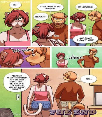 Short Cut Sex Comic