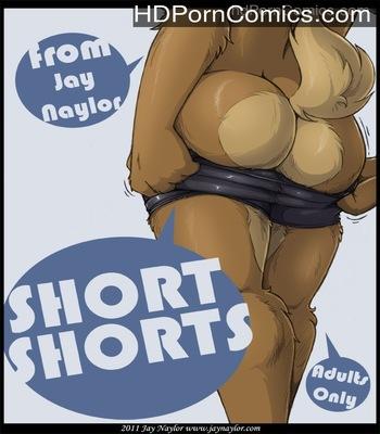 Porn Comics - Short Shorts Sex Comic