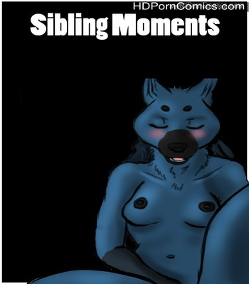 Porn Comics - Sibling Moments Sex Comic