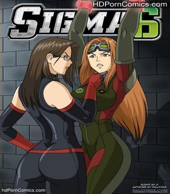 Porn Comics - Sigma6 Sex Comic