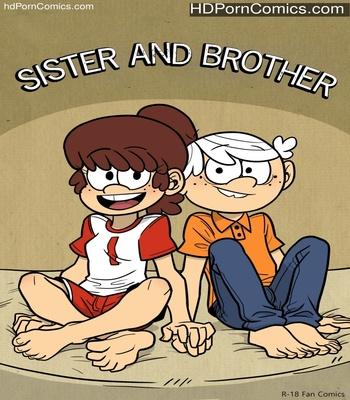 Porn Comics - Sister And Brother