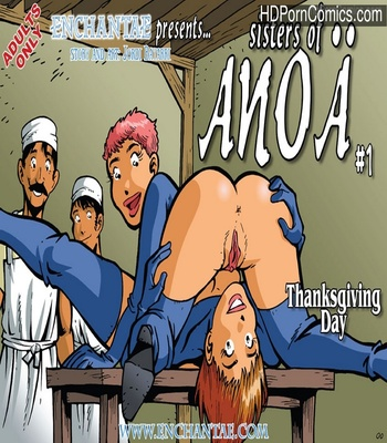 Porn Comics - Sisters Of Anoa 1 – Thanksgiving Day Sister porn