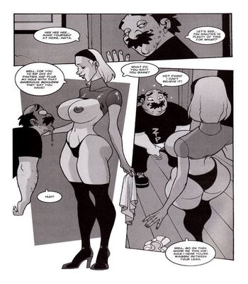 You Should See The Size Of My Papa 3 free sex comic