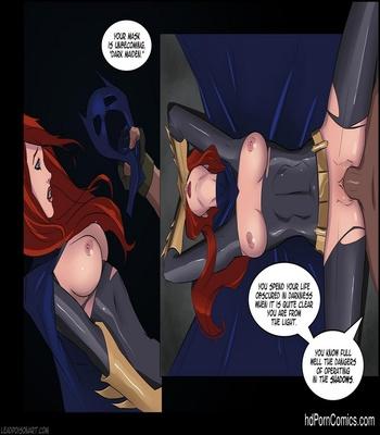 Slave Crisis 2 - The Dark Maiden 13 free sex comic