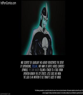 Slave Crisis 2 - The Dark Maiden 2 free sex comic