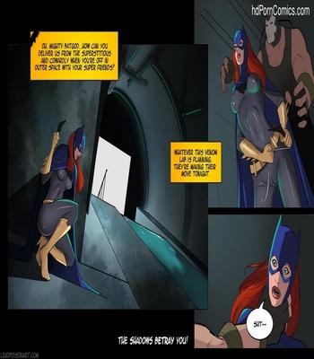 Slave Crisis 2 - The Dark Maiden 3 free sex comic