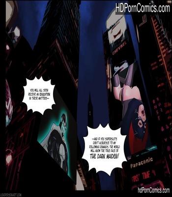 Slave Crisis 3 – Triple Threat Sex Comic