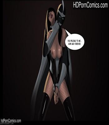 Slave Crisis 6 – Showstopper Sex Comic