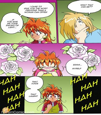 Slayers Delicious - Porncomics5 free sex comic