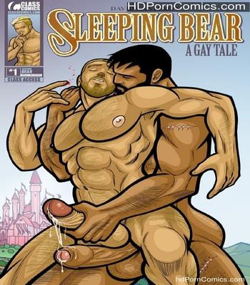 Porn Comics - Sleeping Bear Sex Comic