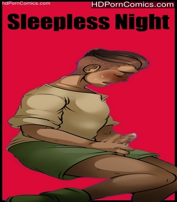 Porn Comics - Sleepless Night Sex Comic