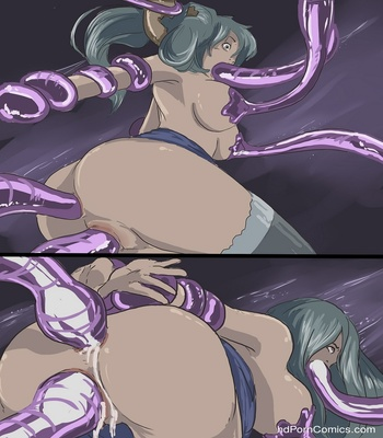 Sona - A'void' Getting Charmed 9 free sex comic