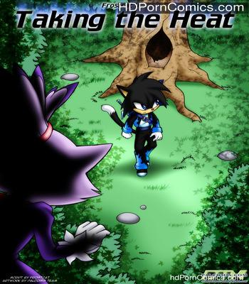 Porn Comics - Sonic – Taking the Heat free Porn Comic