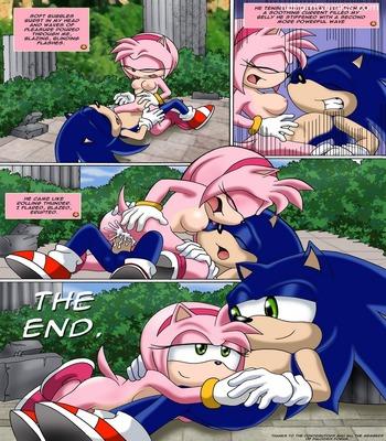 Sonic Project XXX 2 Sex Comic