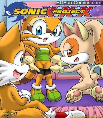 Sonic Project XXX Sex Comic