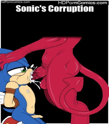 Porn Comics - Sonic's Corruption Sex Comic