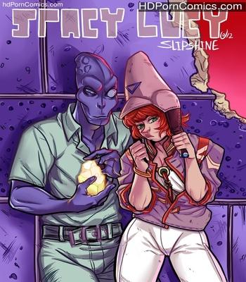 Porn Comics - Spacy Lucy 6 Sex Comic