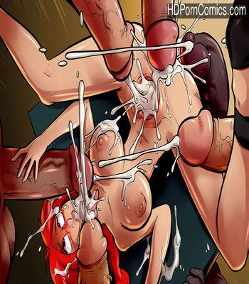 Sparrow – Alyssa's Audition free Cartoon Porn Comic sex 11