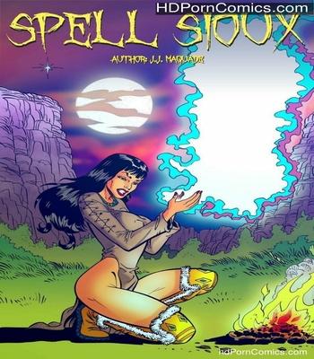 Porn Comics - Spell Sioux Sex Comic