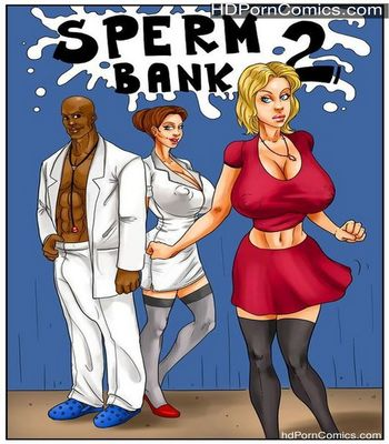 Porn Comics - Spermbank 2 Sex Comic