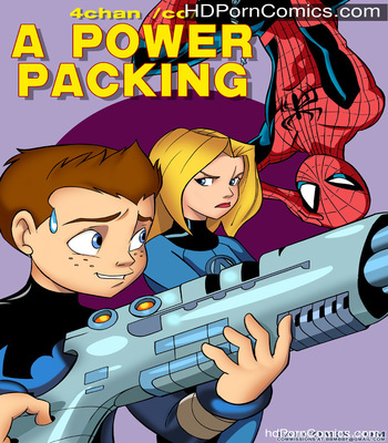 Spiderman – A Power Packing free Porn Comic