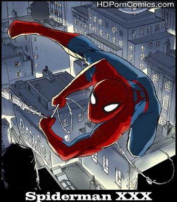 Porn Comics - Spiderman XXX Sex Comic