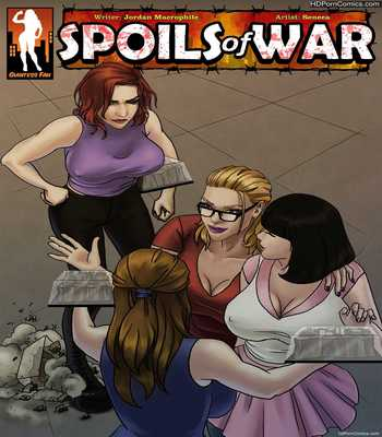 Porn Comics - Spoils of War free Porn Comic