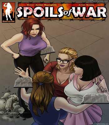 Porn Comics - Spoils of War free Porn Comic