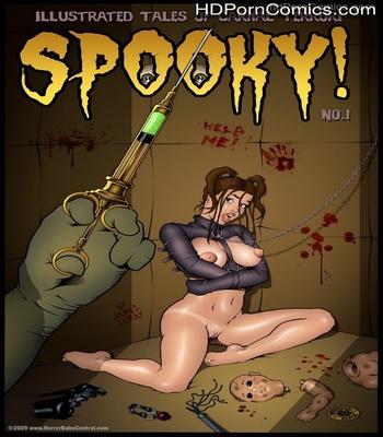 Porn Comics - Spooky 1 Sex Comic
