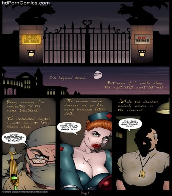Spooky 1 2 free sex comic