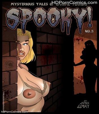 Porn Comics - Spooky 3 Sex Comic