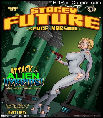 Porn Comics - Stacey Future 2 Sex Comic
