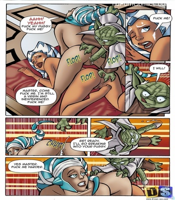 Porn Comics - Star Wars Sex Sex Comic