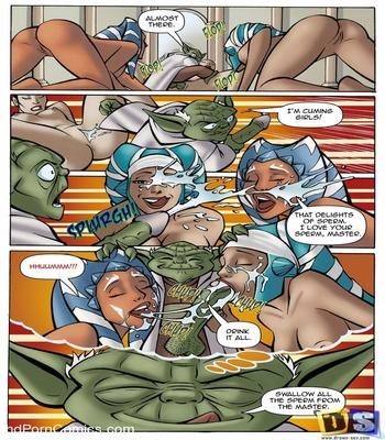 Star Wars Sex 5 free sex comic
