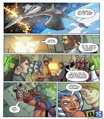 Star Wars Sex 7 free sex comic