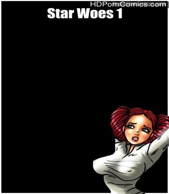 Porn Comics - Star Woes 1 Sex Comic