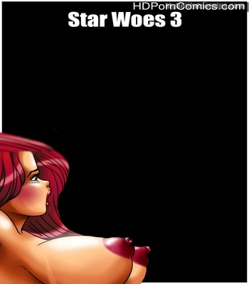 Porn Comics - Star Woes 3 Sex Comic