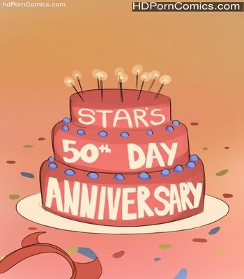 Porn Comics - Star's 50th Day Anniversary Sex Comic