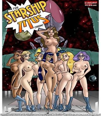 Starship Titus 0 – And Here It Begins Sex Comic