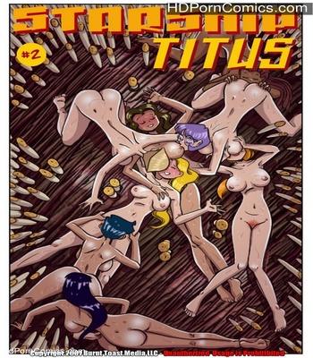 Porn Comics - Starship Titus 2 – The Magic Mushrooms Of Nebulae Prime Sex Comic