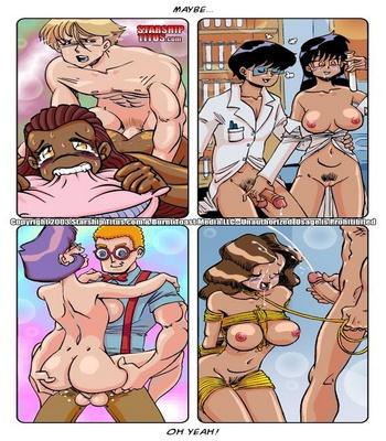 Starship-Titus-59 free sex comic