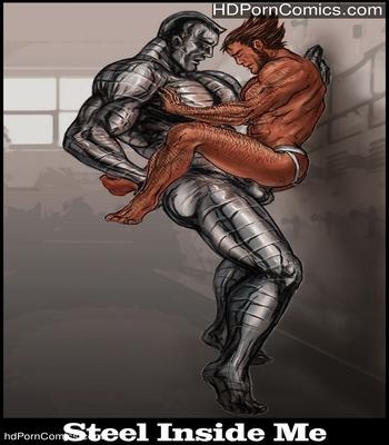 Porn Comics - Steel Inside Me Sex Comic