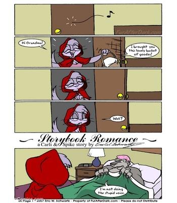 Story Book Romance 2 free sex comic