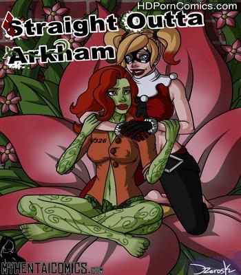 Porn Comics - Straight Outta Arkham free Cartoon Porn Comic