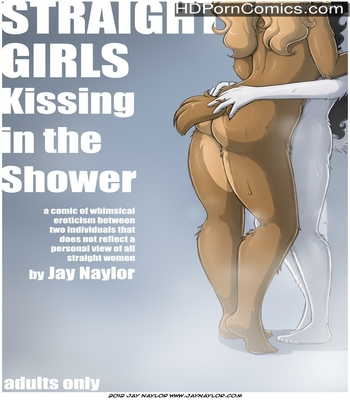 Straight Girls Kissing In The Shower 1 free sex comic