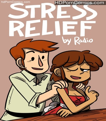 Stress Relief Sex Comic