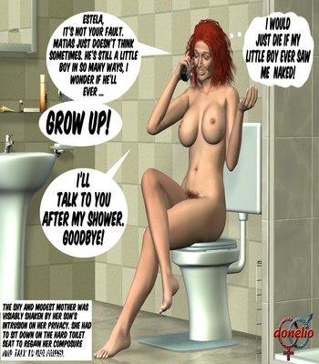Strideri- Mom's Surprise18 free sex comic