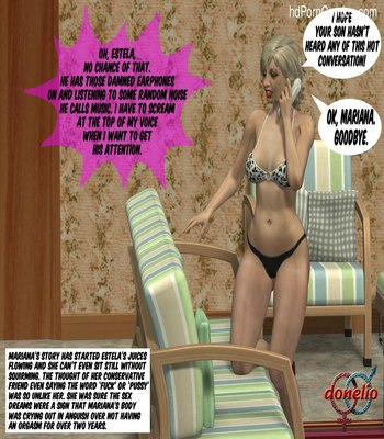 Strideri- Mom's Surprise25 free sex comic