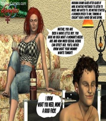 Strideri- Mom's Surprise26 free sex comic